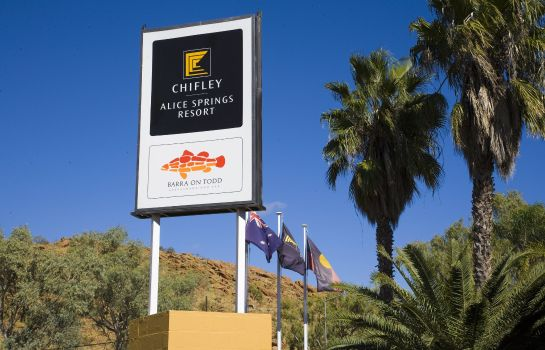 Vista exterior CHIFLEY ALICE SPRINGS RESORT