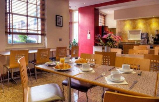 Restaurante Comfort Inn Buckingham Palace Road