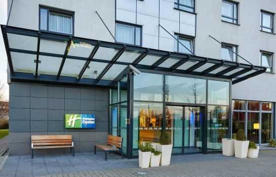 Buitenaanzicht Holiday Inn Express DUSSELDORF - CITY NORTH