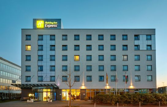 Exterior view Holiday Inn Express DUSSELDORF - CITY NORTH