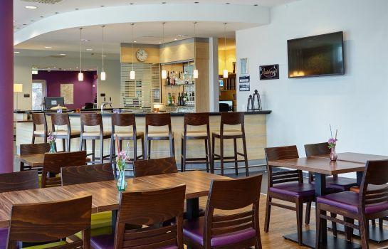 Hotelbar Holiday Inn Express DUSSELDORF - CITY NORTH