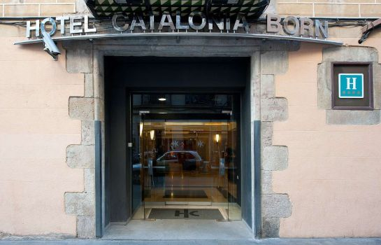 Exterior view Catalonia Born