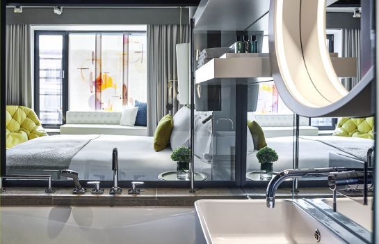 Double room (standard) Sofitel Munich Bayerpost