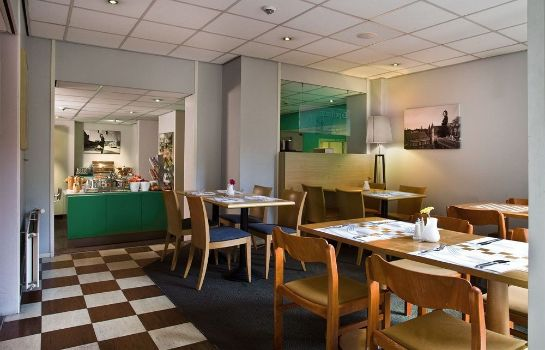Sala colazione Hampshire Hotel - Theatre District Amsterdam