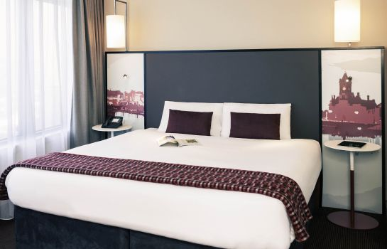 chambre standard Mercure Cardiff Holland House Hotel & Spa