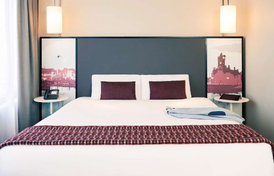 Chambre Mercure Cardiff Holland House Hotel & Spa
