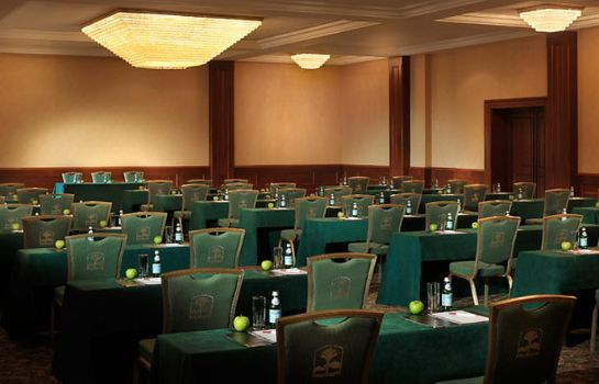 Sala congressi Jordan Valley Marriott Resort & Spa