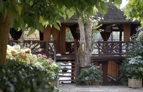 Restaurant Les Etangs de Corot Small Luxury Hotel