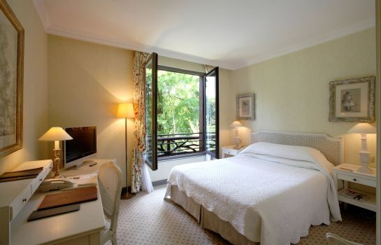 Zimmer Les Etangs de Corot Small Luxury Hotel