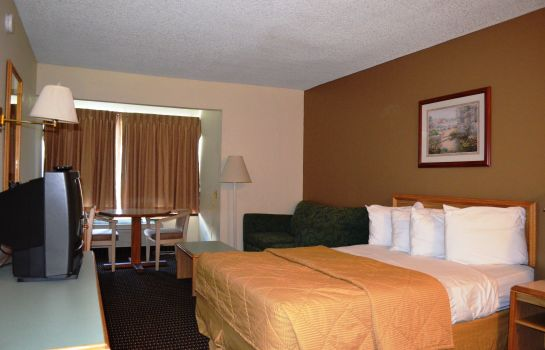 Chambre AMERICAS BEST VALUE INN