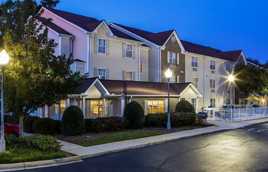 Außenansicht TownePlace Suites Greenville Haywood Mall