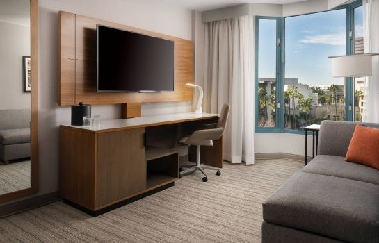 Suite Costa Mesa Marriott