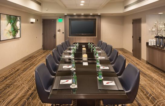 Conference room Costa Mesa Marriott