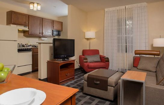Zimmer TownePlace Suites Greenville Haywood Mall