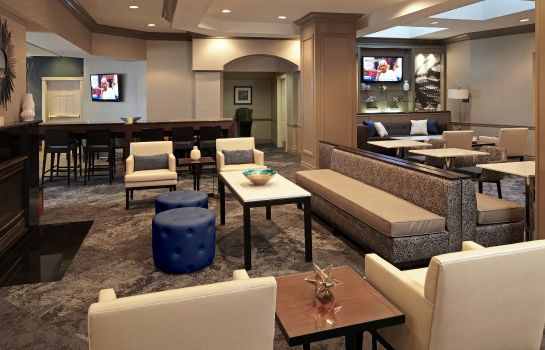 Hotel bar Residence Inn Beverly Hills