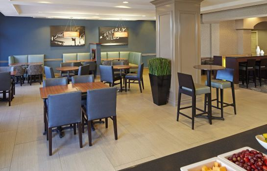 Information Residence Inn Beverly Hills