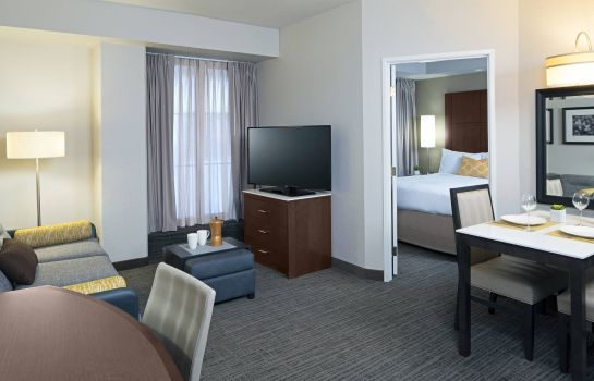 Room Residence Inn Beverly Hills