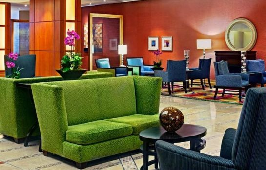 Hotelhalle San Jose Marriott