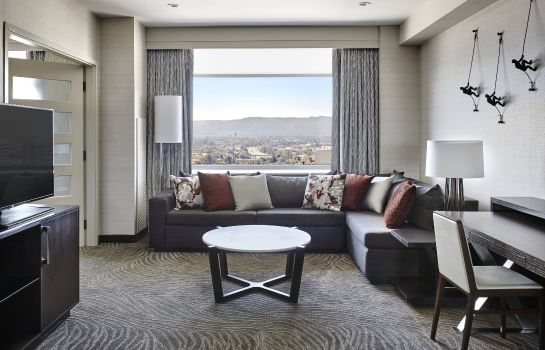 Suite San Jose Marriott