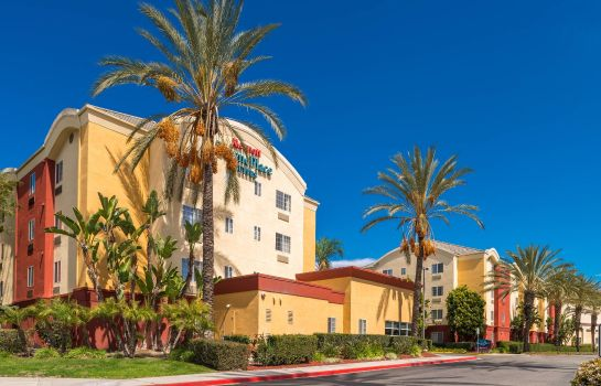 Außenansicht TownePlace Suites Anaheim Maingate Near Angel Stadium