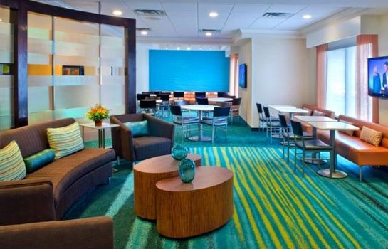 Hotel-Bar SpringHill Suites Danbury
