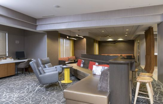 Hol hotelowy SpringHill Suites Grand Rapids North