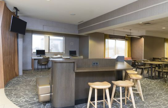 Hotelhalle SpringHill Suites Grand Rapids North SpringHill Suites Grand Rapids North