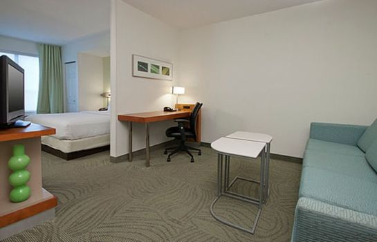 Habitación SpringHill Suites Grand Rapids North