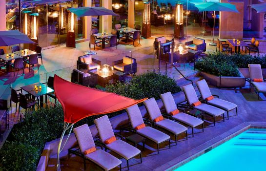 Restauracja Anaheim Marriott