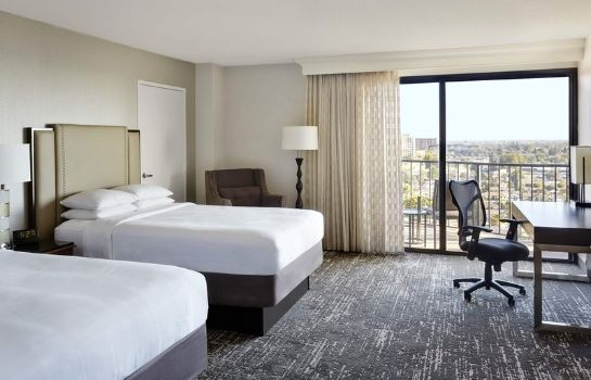 Room Anaheim Marriott