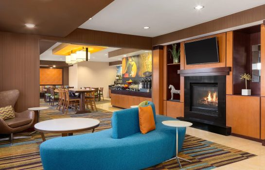 Hotelhalle Fairfield Inn & Suites Amarillo West/Medical Center