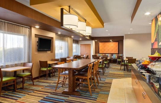 Restaurant Fairfield Inn & Suites Amarillo West/Medical Center