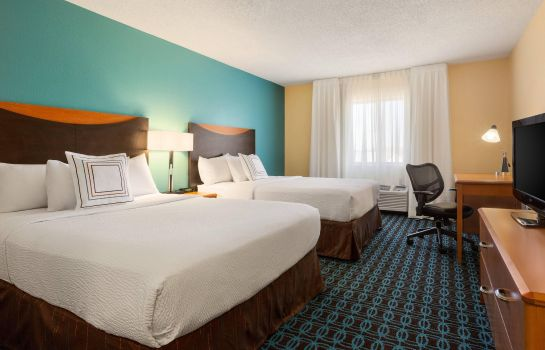Zimmer Fairfield Inn & Suites Amarillo West/Medical Center