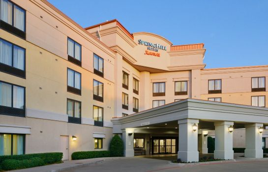 Außenansicht SpringHill Suites Fort Worth University