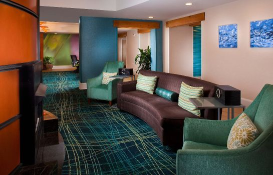 Hotel-Bar SpringHill Suites New Orleans Downtown/Convention Center