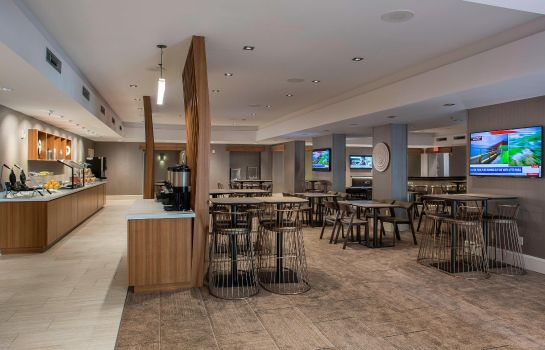 Ristorante SpringHill Suites New Orleans Downtown/Convention Center
