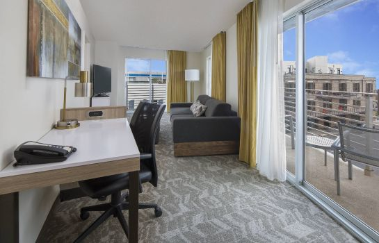 Kamers SpringHill Suites New Orleans Downtown/Convention Center