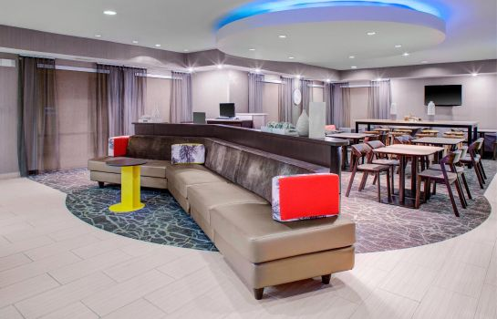 Hol hotelowy SpringHill Suites Memphis East/Galleria