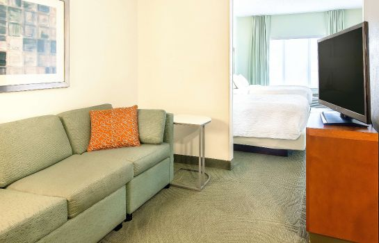 Zimmer SpringHill Suites Memphis East/Galleria