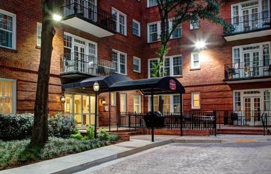 Außenansicht Residence Inn Atlanta Midtown/Georgia Tech