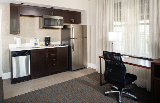 Suite Residence Inn Atlanta Midtown/Georgia Tech