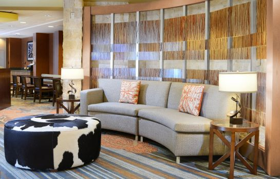 Hotelhalle SpringHill Suites Fort Worth University
