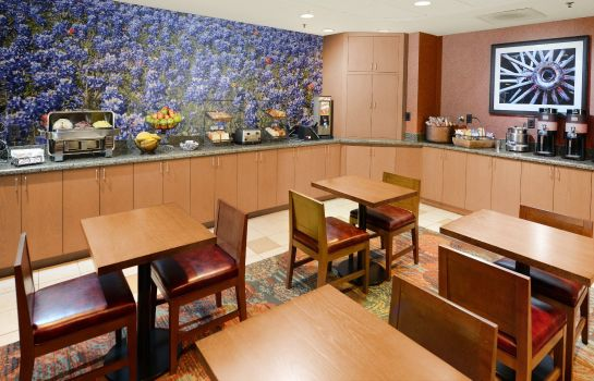 Restaurant SpringHill Suites Fort Worth University