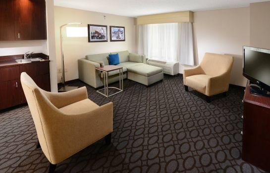 Suite SpringHill Suites Fort Worth University
