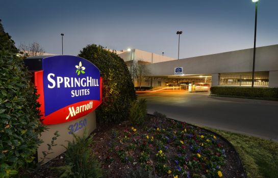 Info SpringHill Suites Fort Worth University