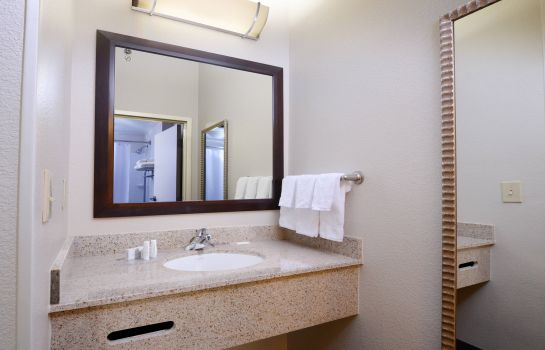 Informacja SpringHill Suites Fort Worth University
