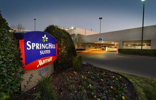 Pokój SpringHill Suites Fort Worth University