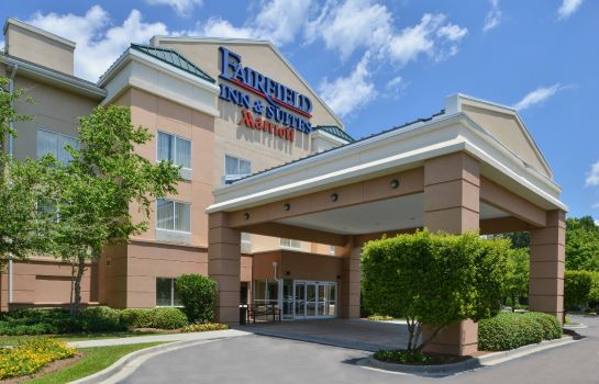 Buitenaanzicht Fairfield Inn & Suites Charleston North/University Area