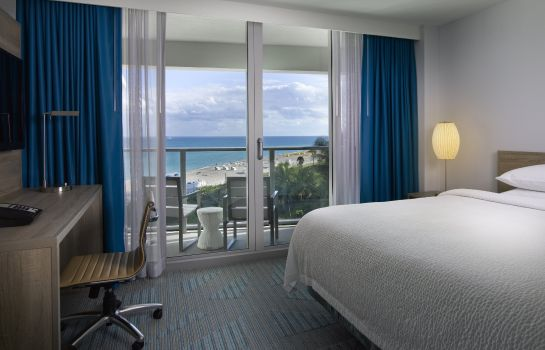 Suite Courtyard Cadillac Miami Beach/Oceanfront