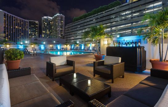Conference room Courtyard Miami Downtown/Brickell Area